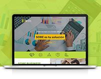 SoBe Business - Diseño de Sitio Web