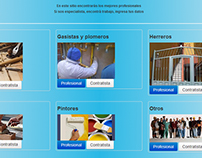 web site comunidad especialistas