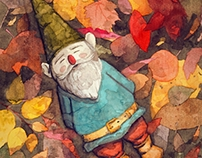 Travelling Gnome