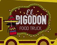 El Bigodon Food truck