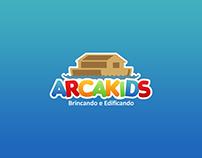 Arcakids | Identidade Visual
