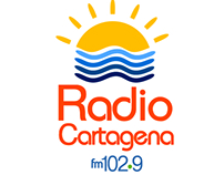 Logotipo Radio Cartagena FM - Chile