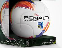 Embalagens bolas Penalty