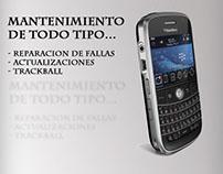 Design of flyr advertising
