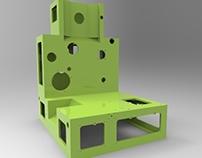 3D Modeling - Mold & Cast