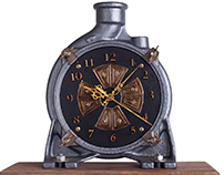 Fotografía de Relojes de autor: Santiago Matarrese