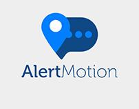 Alert Motion - Mobile App for Delivery
