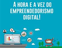 Banner para Redes Sociais- Empreendedorismo Digital