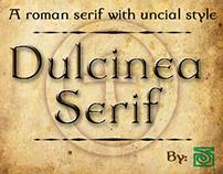 Dulcinea Serif - Font family - Typeface.
