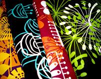 diseño de textiles :: textile design