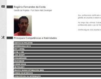 Currículo Virtual