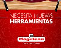 Magefesa: Promociones