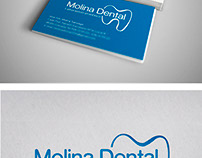 Molina Dental Identidad / Identity Protésico