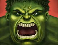 Fanart of Hulk