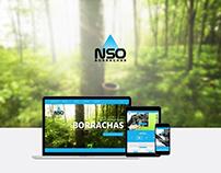 Website - NSO Borrachas