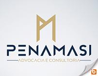 PENAMASI - Logotipo e Identidade Corporativa
