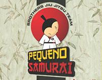 Logotipo - Projeto Pequeno Samurai