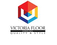 Diseño de Logo: Victoria Floor