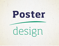 - Posters design -