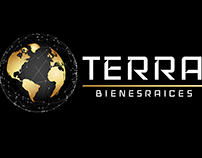 Terra bienes raices Landing page