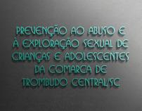 Campanha contra exploração sexual infantil