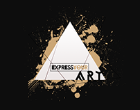Mini Projeto Pessoal - Express Your Art (banners)
