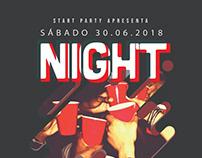 Cartaz - Divulgação Start Party