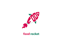 food rocket logo