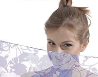 SMM Acessórios   criação de tutorial de lenços