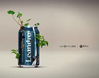 Lata vs Natureza
