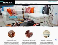 Spacios Muebles - Fabricante de muebles