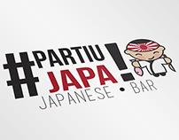 Brading - #Partiu Japa Food Truck