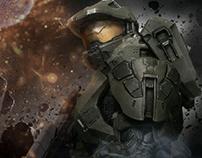 Halo - Photoshop