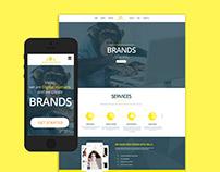 Digital Humans Web design