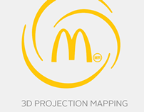 McDonald's 3D Projection Mapping