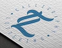 Typo Luis - Lettering Logo