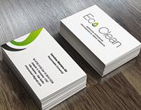 Eco Clean Branding
