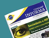 Informativo CONAMP Informa