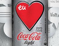 Coca-Cola light - Relançamento