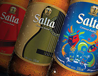 Salta Limited Edition (CCU Beer)