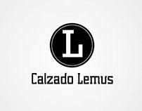 Logotipo Calzado Lemus