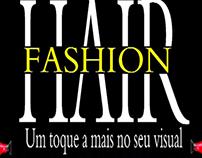 Identidade Visual - Salão Fashion Hair