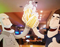 Double beer!