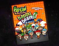S-Mart Happy Beans Album