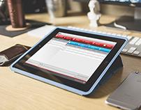 App for tablets GAF