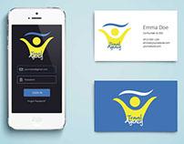 Branding Identity Travel Agency