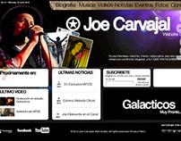 Diseño Web - Joe Carvajal