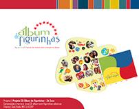 Projeto CD Àlbum de Figurinhas, de Zé Zuca