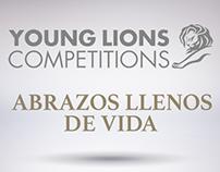 Young Lions 2015: Abrazos Llenos De Vida