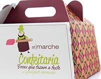 Embalagem - Confeitaria St.Marche